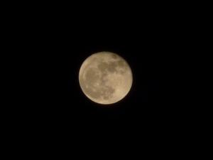 Pleine Lune à Champigny sur Marne