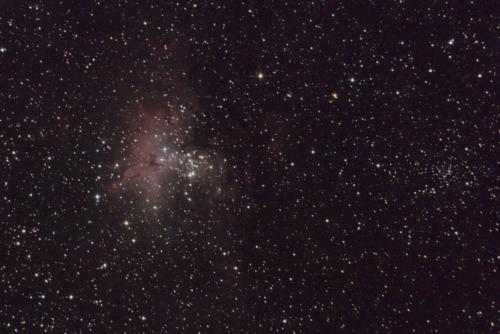 2015 08 10 M16 Nébuleuse de l'aigle